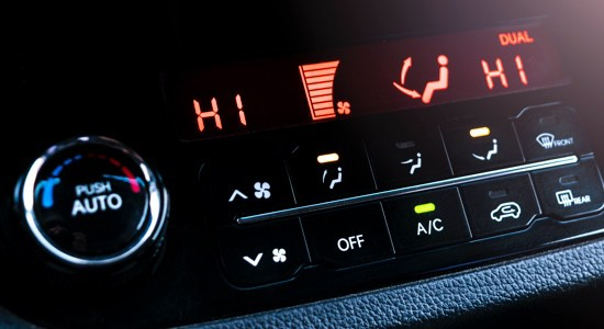 Car-Climate-Control-Panel