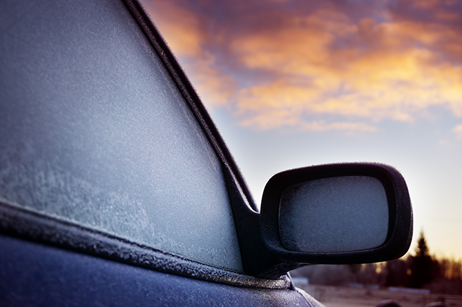 Frosted-Side-Car-Window