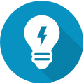 Check-Electrical-System-Lightbulb-Icon