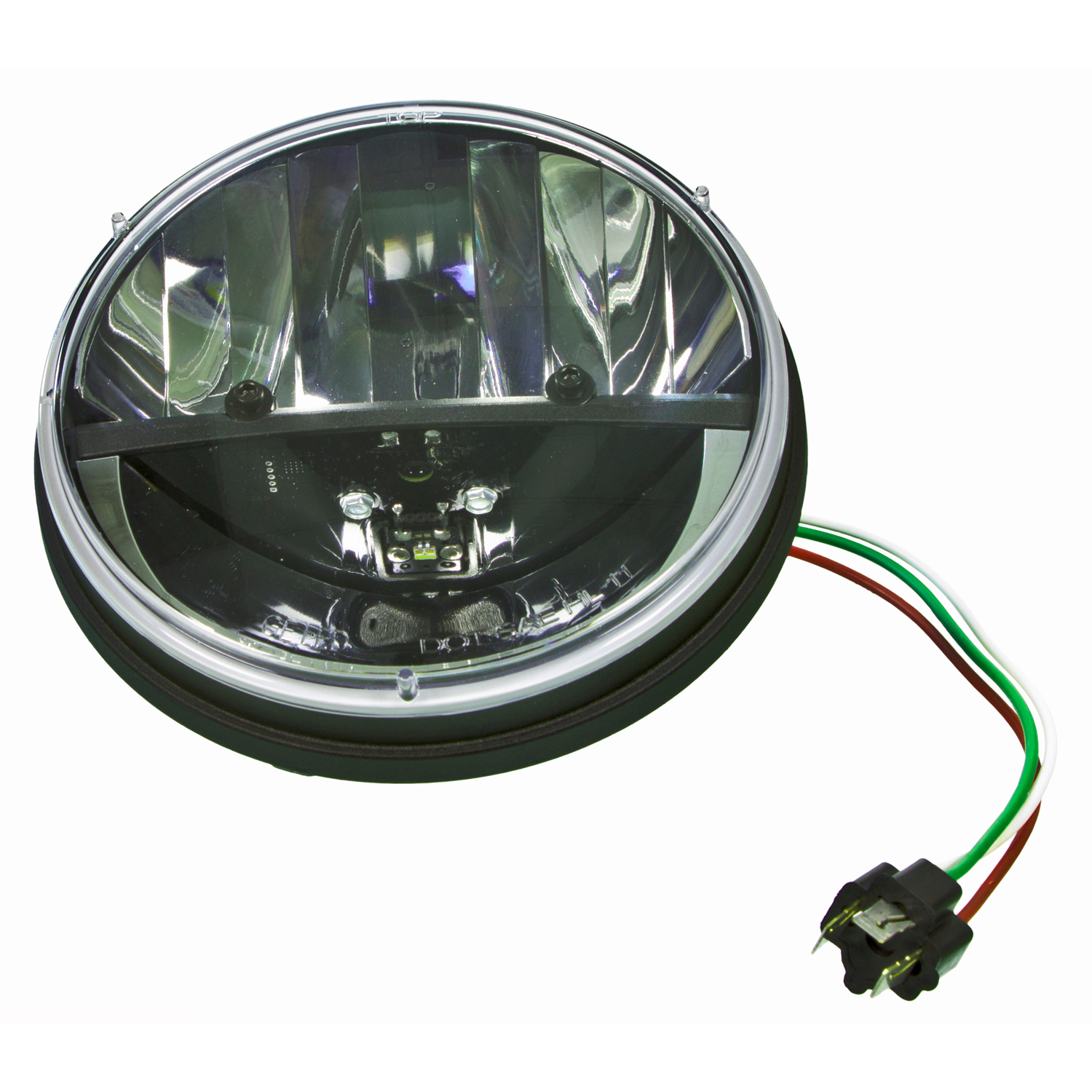 Wagner Lighting Truview Plus Led Headlight Box Of 1 H6024led 1972 Jeep Truck Wiring Federal Mogul Motorparts